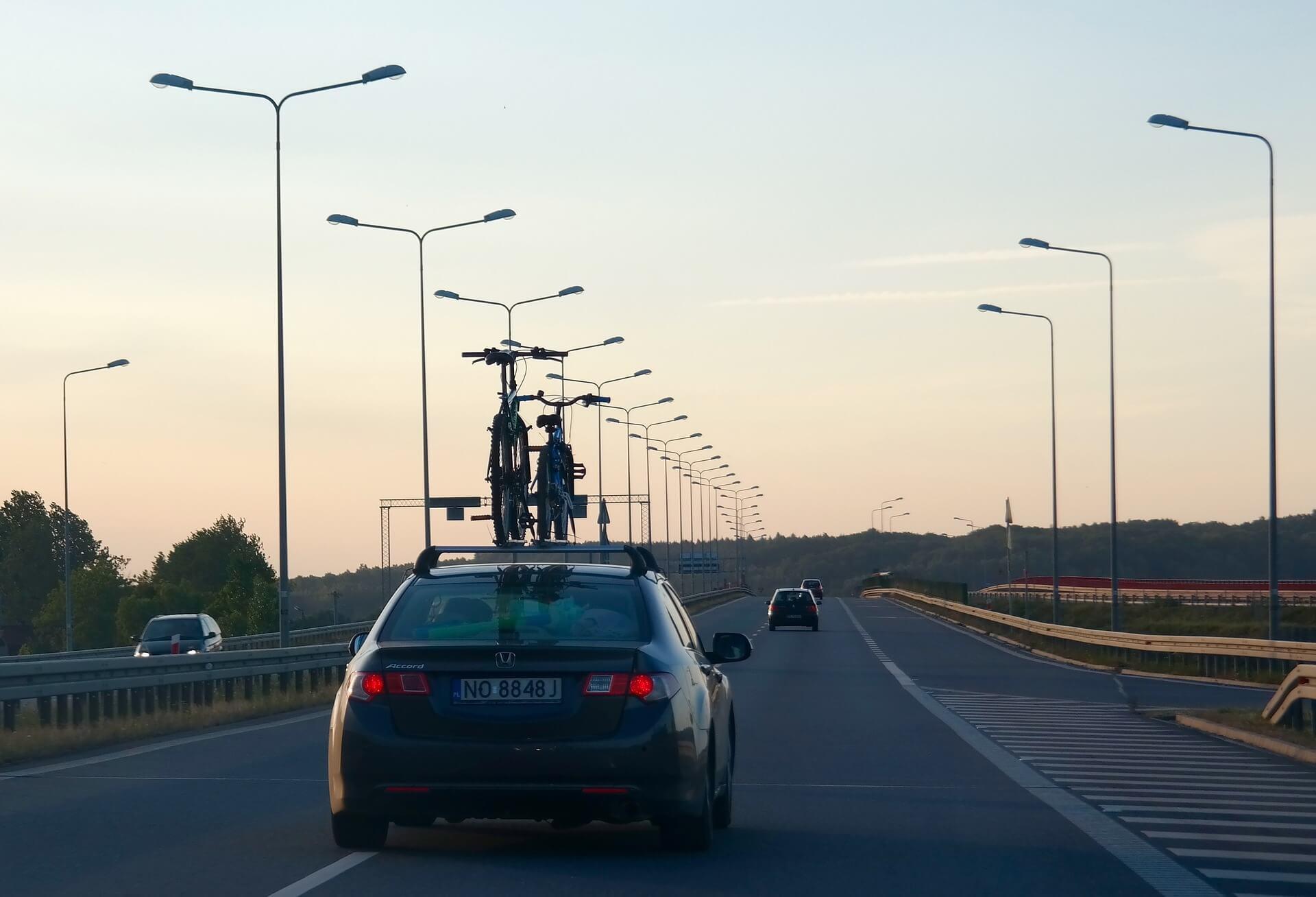 samochodem do Czarnobyla na ukrainie
